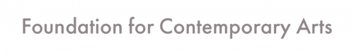 FOUNDATION FOR CONTEMPORARY ARTS: Executive Director, New York, NY